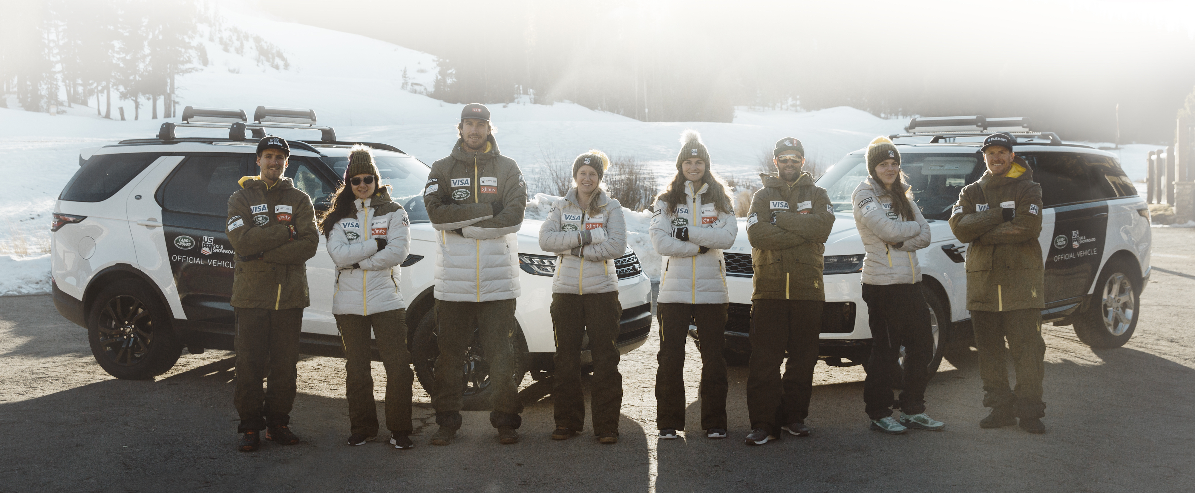 2020-21 Land Rover U.S. Alpine Ski Team Nominations