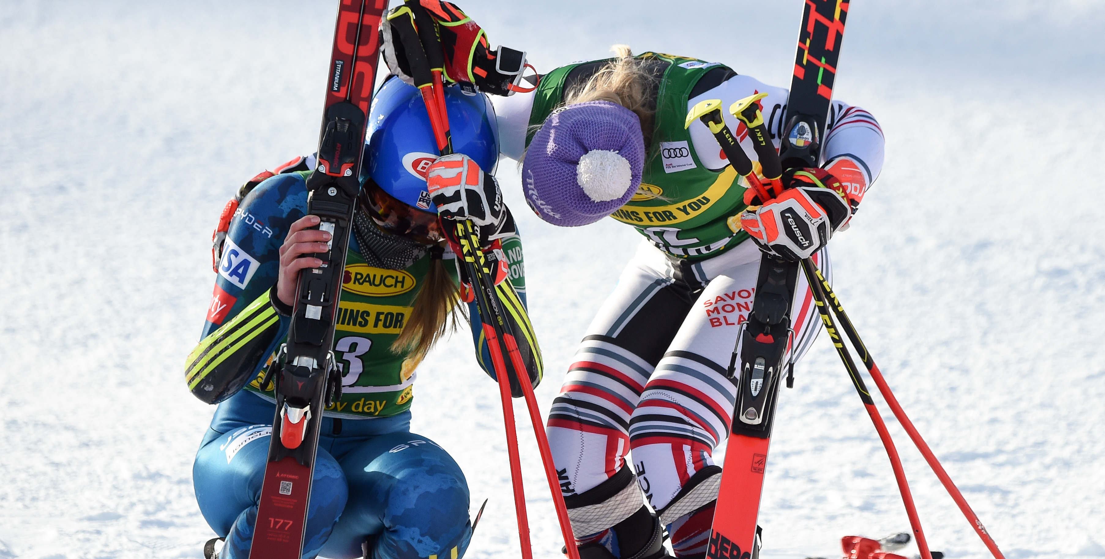 Shiffrin Courchevel Victory