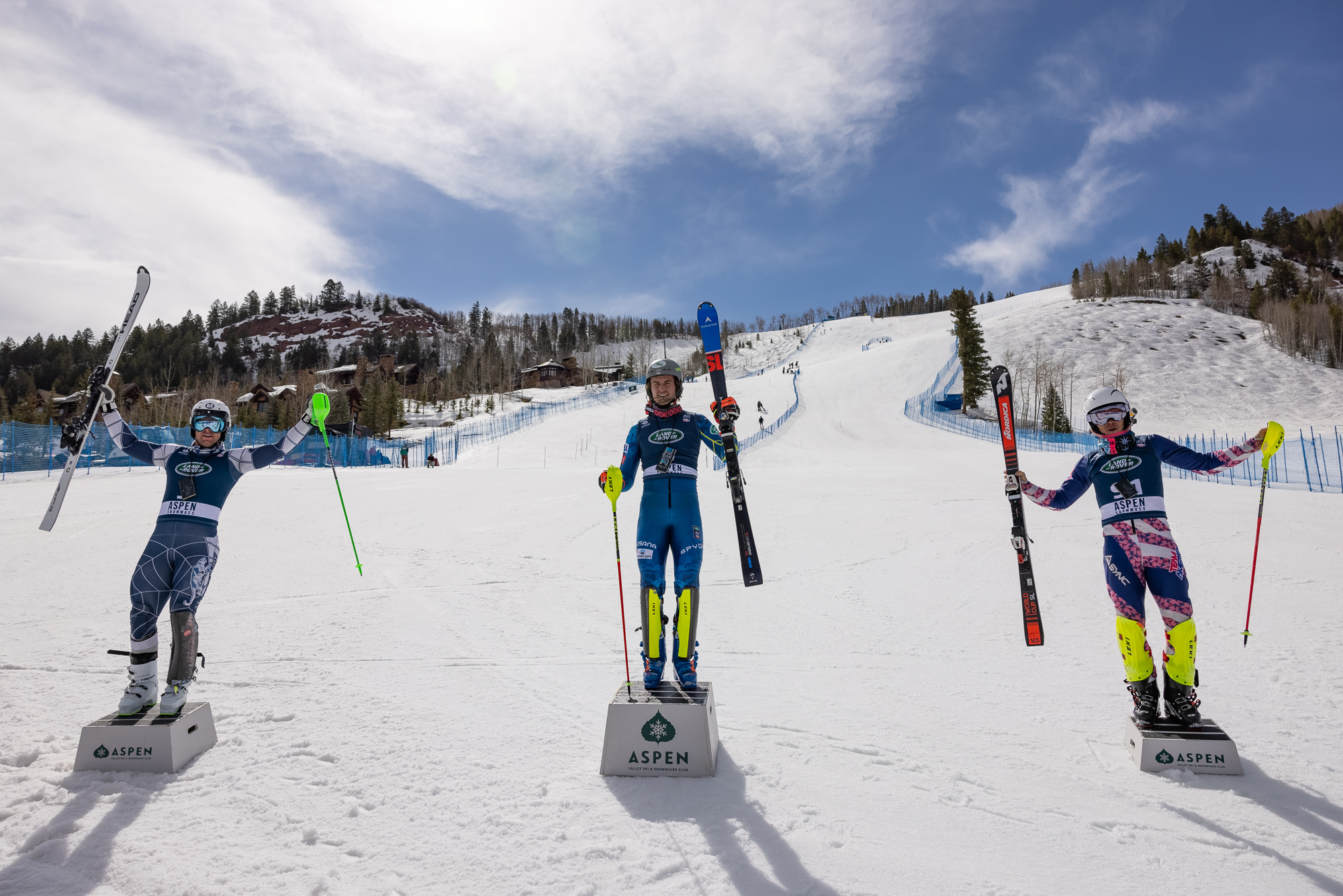 U.S. Alpine Champs Men's Slalom 2021