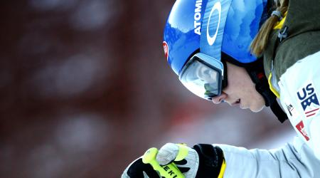 Mikaela Shiffrin Sits Out Soelden