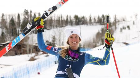 Nina O'Brien Grabs Eighth National Title